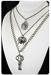 "Twilight Breaking Dawn ""Alice"" Prop Replica Necklace"