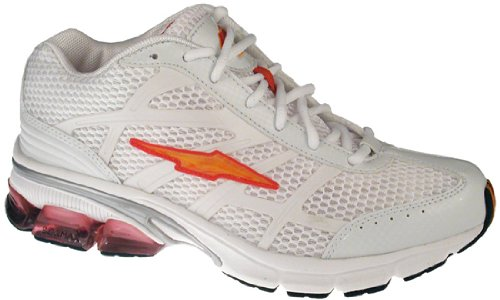 AVIA Women's A1384 (White/Pink/Orange 7.0 M)