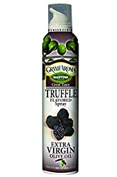 Mantova Spray Extra Virgin Olive Oil, Truffle, 8-Ounce