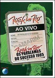 Amazon.com: Ao Vivo - Rock In Rio - 1985 - Paralamas do