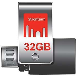 Strontium Nitro Plus OTG Pen Drive, USB3.0, 32GB