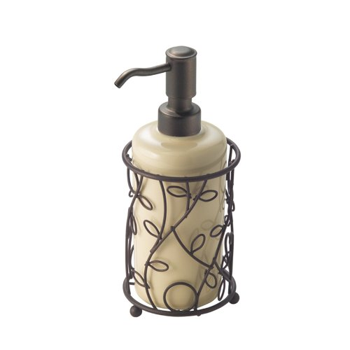 New Bathroom Sink Soap Dispenser Pump Kitchen Bronze Vanilla Home Decor Lotion Ebay