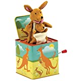 Schylling Schylling Kangaroo Jack In The Box Toy