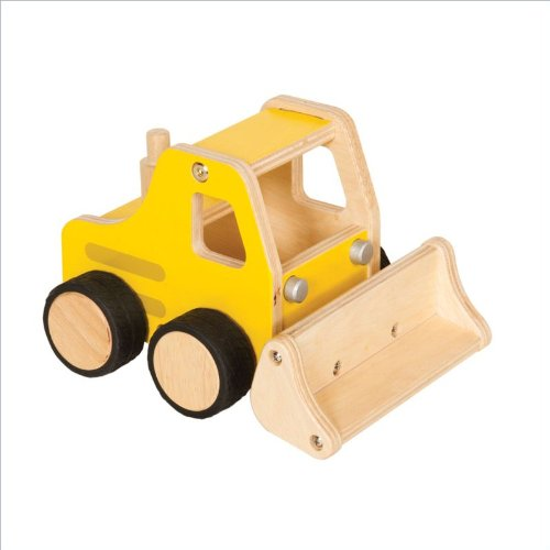 Guidecraft G7508 Plywood Front Loader