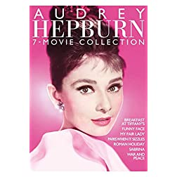 The Audrey Hepburn 7-Film Collection