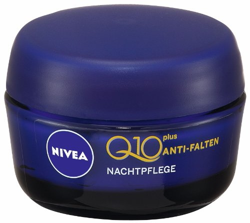 Nivea Anti Wrinkle Q10 Plus Night Cream 50 Ml