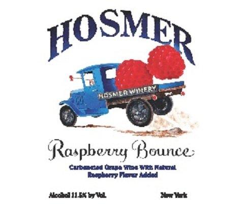 Nv Hosmer Raspberry Bounce 750 Ml