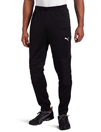 Puma Men's Foundation Gk Soccer Pants (Black, X-Large)