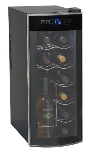 Avanti 12 Bottle Thermoelectric Counter Top Wine Cooler - Model...