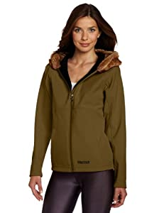 Marmot Women's Furlong Jacket, Dark Olive, Medium