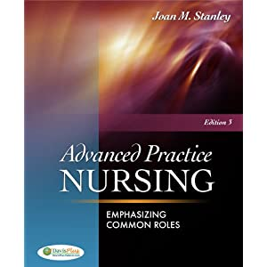 Download book Advanced Practice Nursing: Emphasizing Common Roles