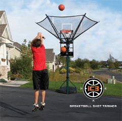 Buy iC3 Basketball Shot Trainer. Train Smarter. Score More! by iC3 Airborne Athletics