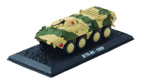 BTR-80 - 1999 diecast 1:72 model (Amercom CS-41) - 1