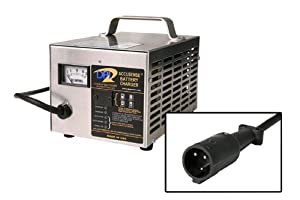 48volt 17amp Golf Cart Battery Charger for Club Car by Accusense Intelligent Charger