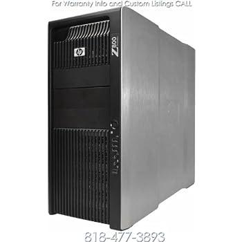 HP Z800 - 1 x X5670 - 12GB - 1 x 128GB SSD & 1 x 500GB 7.2K - Quadro 4000 sale off 2015