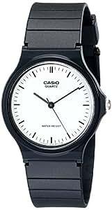 Casio Men's MQ24-7E Black Casual Watch
