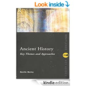 Ancient History: Key Themes and Approaches (Routledge Key Guides)