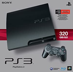 PlayStation 3 320GB System by Sony