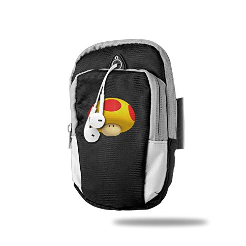 Creamfly-Super-Mario-Armband-Arm-Bag-Package-For-Sports-Running-For-Iphone-Samsung-Galaxy-Key-Money