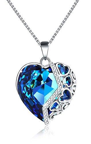 m-tree-womens-heart-shaped-necklace-pretty-cute-love-necklaces-with-nice-swarovski-crystal-color-blu
