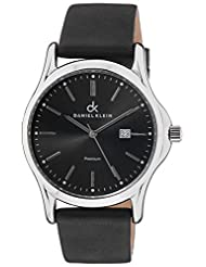 Daniel Klein Analog Black Dial Men's Watch - DK10583-1