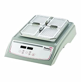 Thomas Microplate Shaker, For 100 to 1200rpm Speed