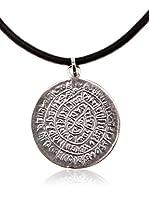 Silver One Gargantilla Azteca