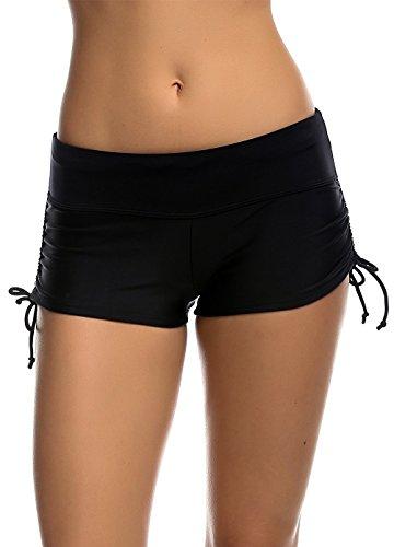 OUO-Femmes-Shorts-de-Bain-Classique