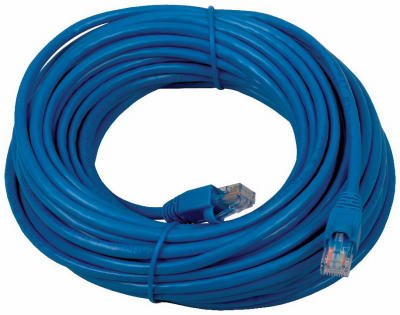 Audiovox 50' Blu Cat5 Cable Tph533b Audio Accessories & Speaker Wire
