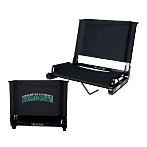 Binghamton Stadium Chair Black
