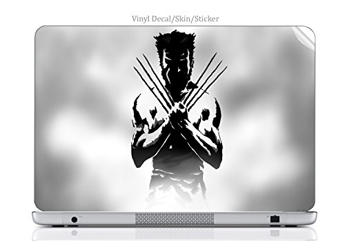 Laptop VINYL DECAL Sticker Skin Print Comic Book Hero fits Latitude E6420