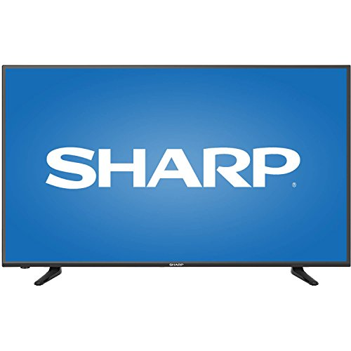 Sharp 50 Inch 4K Ultra HD Smart TV 50N6000U UHD TV (Sharp 50 Lcd Tv compare prices)