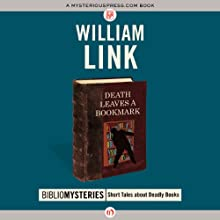 Death Leaves a Bookmark (       UNABRIDGED) by William Link Narrated by Fred Berman