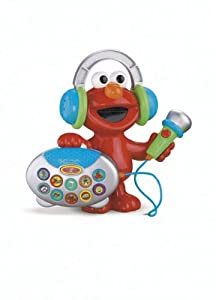 Fisher Price Sesame Street Sing With Elmo's Greatest Hits