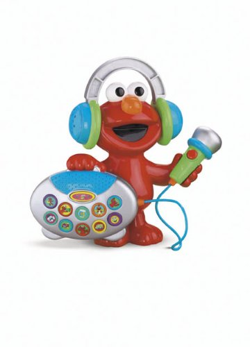 Fisher Price Sesame Street Sing With Elmo's Greatest Hits (Chicken Dance Toy compare prices)