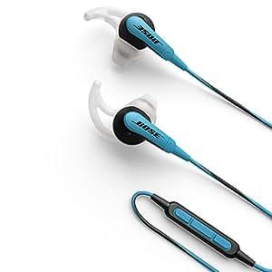 Bose SoundSport インナーイヤーヘッドホン スポーツ用・防滴仕様 iPhone・iPod・iPad対応リモコン・マイク付き ブルー SoundSport IE IP BL