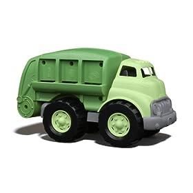 41EvHYONTZL. SL500 AA280  Green Toys Recycle Truck