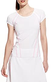 Active Quick Dry Mesh T-Shirt [T51-3017-S]