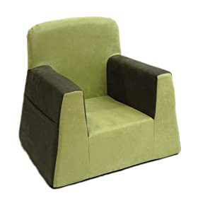 P'Kolino Little Reader Chair in Green