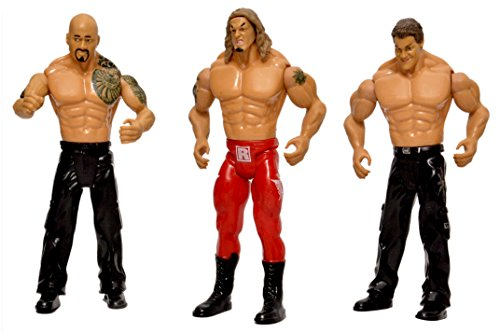 Sunshine WWE Action Figure Combo with Playing Accessories