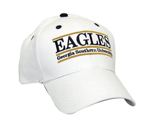 "Georgia Southern Eagles ""EAGLES"" The Game Classic Bar Adjustable Cap with Mascot Name"