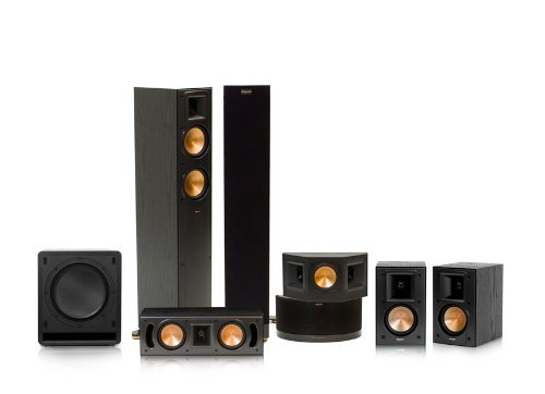 Klipsch Rf-42 Ii Reference Series 7.1 Home Theater System (Black)