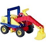 SIMM 04151 - Aktiv Bagger mit Fahrerfigur,  35cm