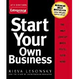 Start Your Own Business [START YOUR OWN BUSINESS 4/E]