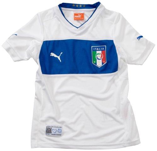 PUMA Kinder Fußballtrikot Italia Away  Replica,