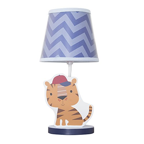 Bedtime Originals Baby League Lamp with Shade and Bulb - 1