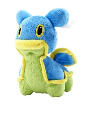 Pokemon Jakks Pacific Diamond & Pearl Mini Plush Shellos East Sea - 1