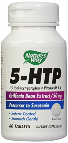 Nature'S Way 5-Htp, 60 Tablets