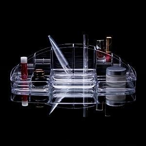 Amazon.com: Lumsing Top Quality Acrylic Cosmetic Organizer: Beauty
