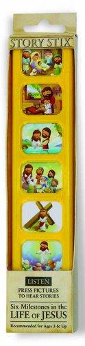 Life of Jesus Story Stix - 1
